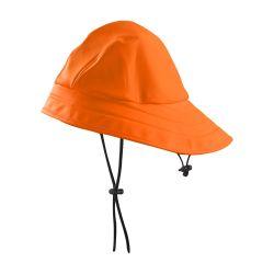 Chapeau de pluie Orange fluo XL/XXL