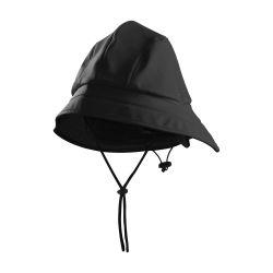 Chapeau de pluie Noir M/L