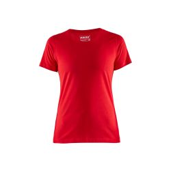 T-shirt femme Rouge M