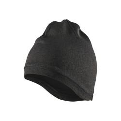 Bonnet spécial casque Noir TU