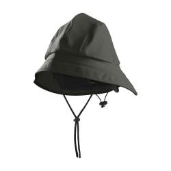 Chapeau de pluie Vert armée M/L