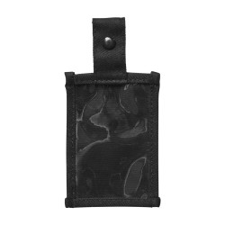 Poche porte-badge retardant flamme Noir TU